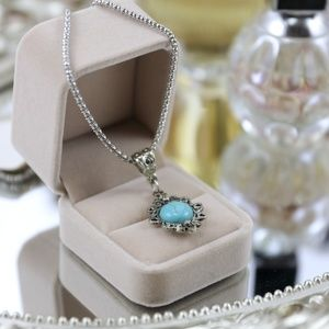Jewelry - Turquoise Bracelet & Necklace Set